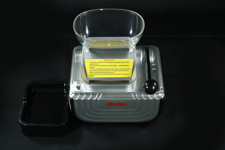 Cigarette Tube 5.5mm Dia Electric Rolling Machine Rollo