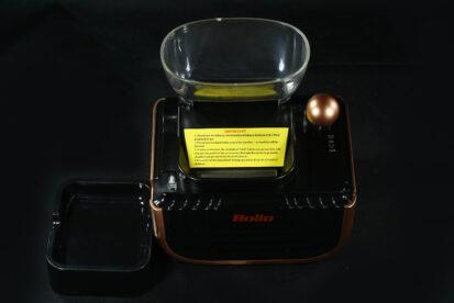 Cigarette Tube 6.5mm Dia Electric Rolling Machine Rollo