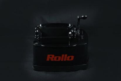 Cigarette Tube 8.1mm Dia Electric Rolling Machine Rollo Black