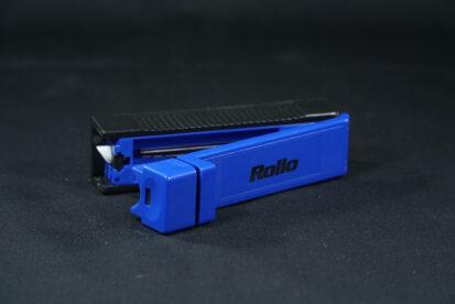 Cigarette Tube 8.1mm Dia Manual Rolling Machine Rollo Blue