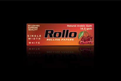 Rolling Papers, Cherry, Single Width 36 x 70