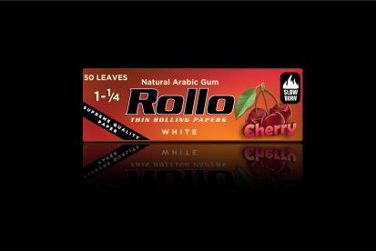 Rolling Papers, Cherry, Spanish 1 1/4 44 x 78