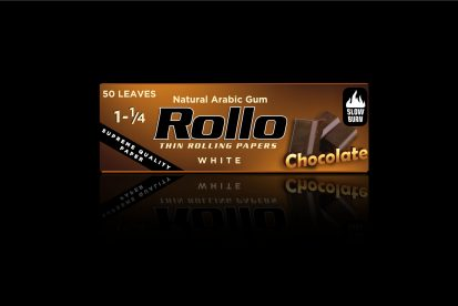 Rolling Papers, Chocolate, Spanish 1 1/4 44 x 78