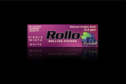 Rolling Papers, Grape, Single Width 36 x 70