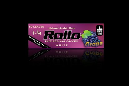 Rolling Papers, Grape, Spanish 1 1/4 44 x 78