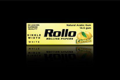 Rolling Papers, Lemon, Single Width 36 x 70
