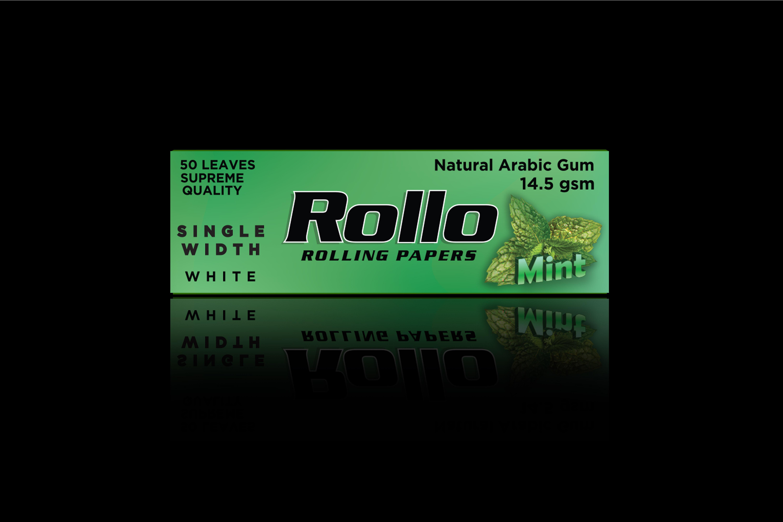 Rolling Papers, Mint, Single Width 36 x 70