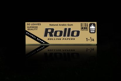 Rolling Papers, Natural Brown, Spanish 1-1/4, 44 x 78