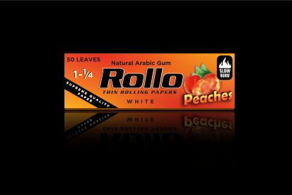 Rolling Papers, Peaches, Spanish 1 1/4 44 x 78