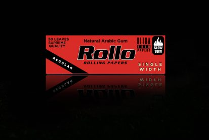 Rolling Papers, Regular White, Single Width 36 x 70