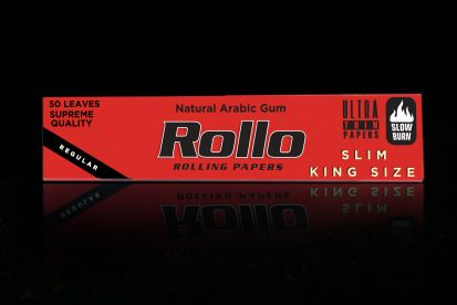 Rolling Papers, Regular White, Slim King Size 44 x 110