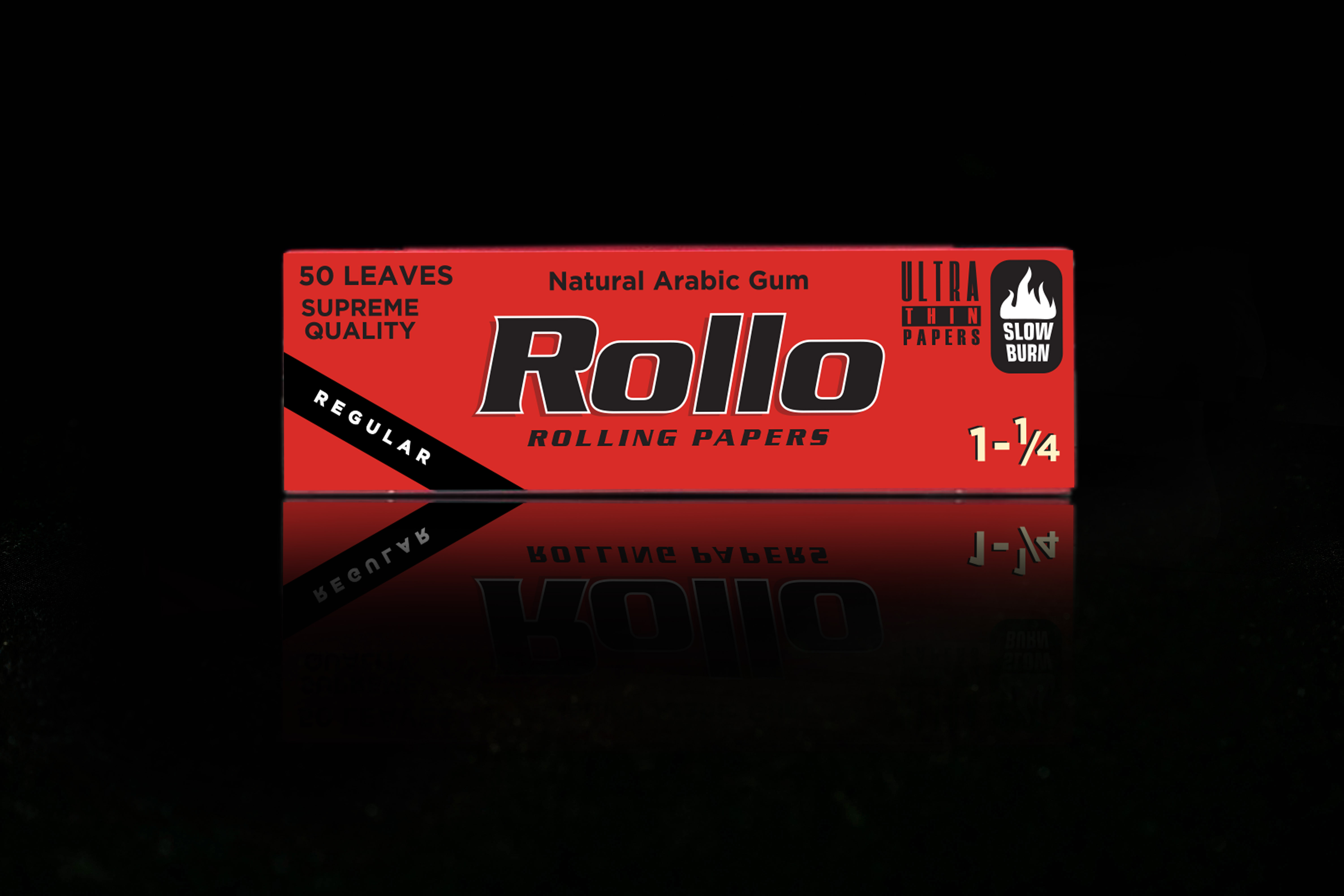 Rolling Papers, Regular White , Spanish 1-1/4, 44 x 78