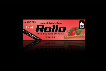 Rolling Papers, Strawberry, Spanish 1 1/4 44 x 78