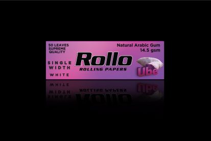 Rolling Papers, Ube, Single Width 36 x 70