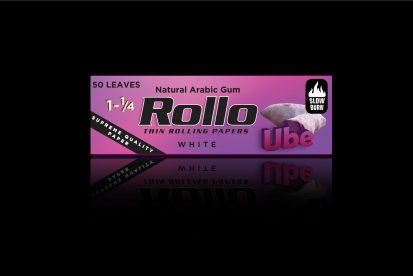 Rolling Papers, Ube, Spanish 1 1/4 44 x 78