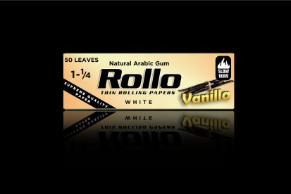Rolling Papers, Vanilla, Spanish 1 1/4 44 x 78