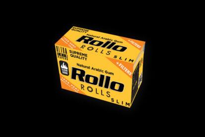 Rollo Organic Hemp Fiber Rolls Slim 44mm