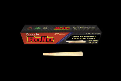 Rollo Natural Brown 84mm 20ct